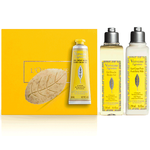 CITRUS VERBINE body set (exclusively in the online store)