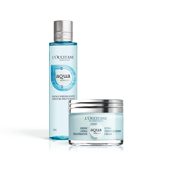 Aqua Reotier Skincare Cream Duo