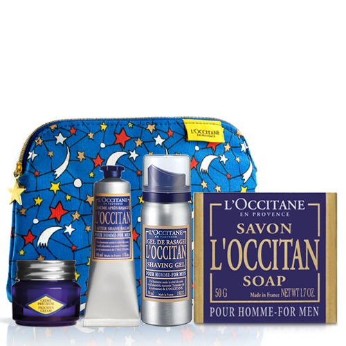 Loccitan Travel Set for him