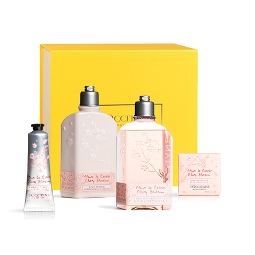Body Care Set Cherry Blossom (only online)