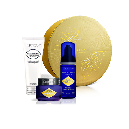 IMMORTELLE PRECIOUS - ANTI AGE FACE CARE SET