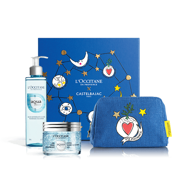 Hydrating Aqua Reotier Collection | L'Occitane | L'Occitane Australia | Tuggl