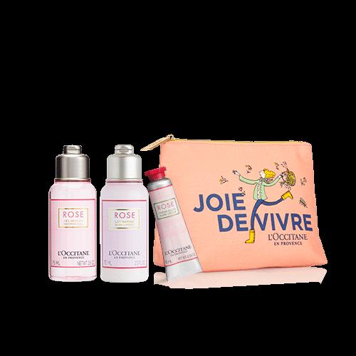 I ❤ L'Occitane Kit (only WEB) _ROSE