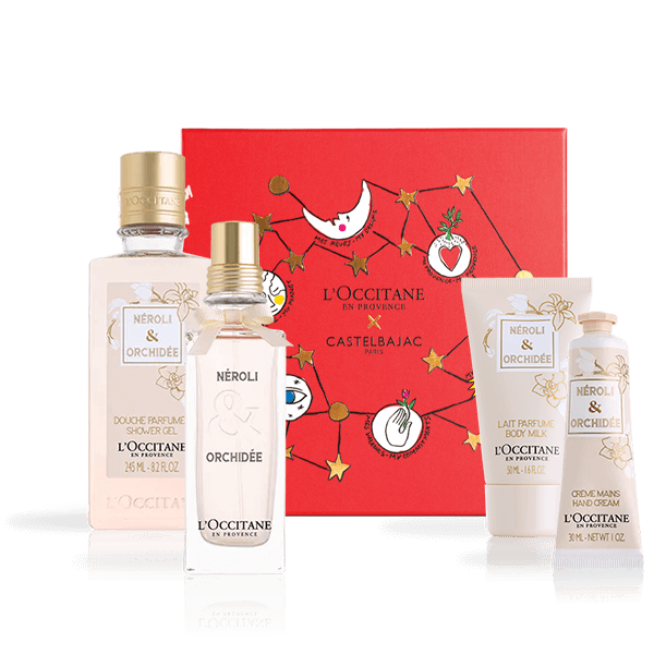 Neroli & Orchidee Collection | L'Occitane | L'Occitane Australia | Tuggl