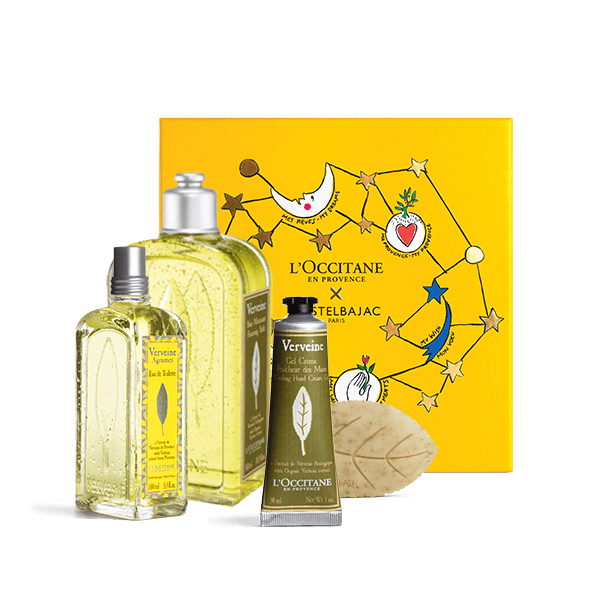 Summer Fresh Verbena Collection | L'Occitane | L'Occitane Australia | Tuggl