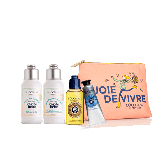 I ❤ L'Occitane Kit (only WEB) _SHEA