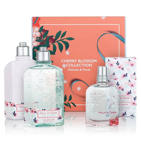 Cherry Eau Fraiche Collection