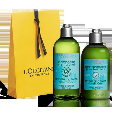 Dúo Shampoo & Acondicionador para cabello Normal