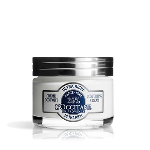 Crema facial Ultra Rica Karité