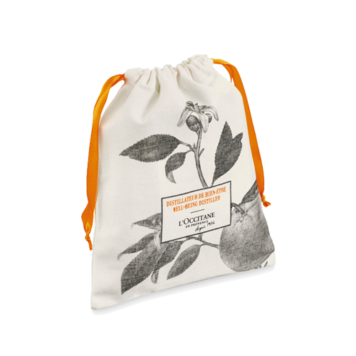 AROMACHO DRAWSTRING POUCH