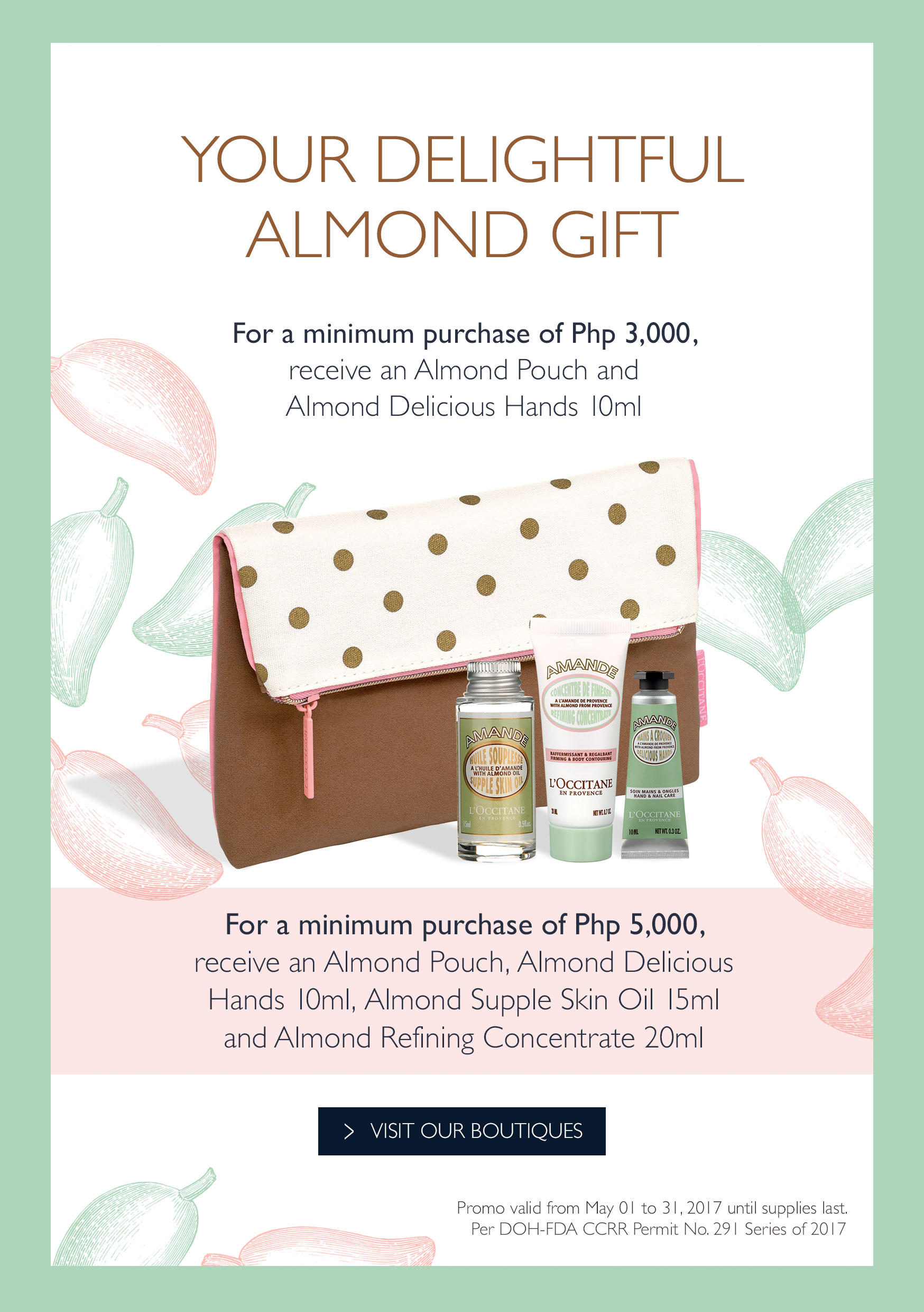 Your Delightful Almond Gift