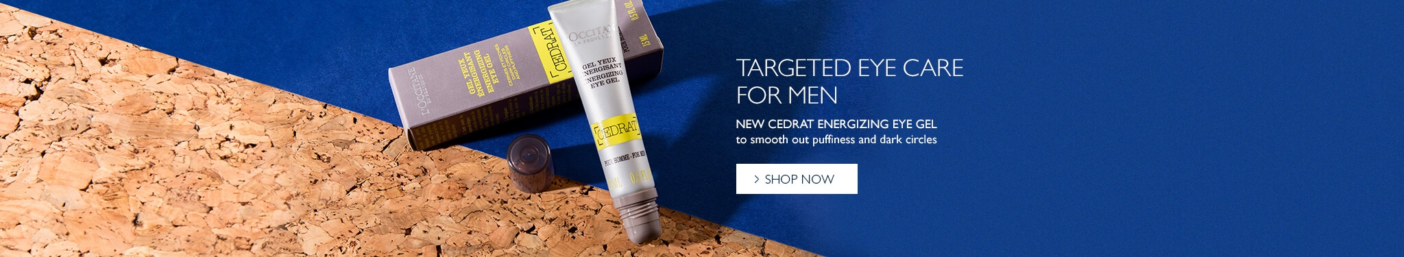 CÉDRAT ENERGIZING EYE GEL