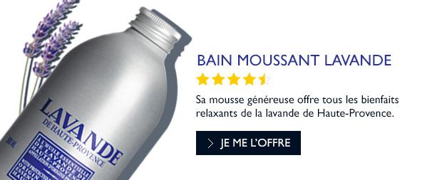 Bain Moussant Lavande