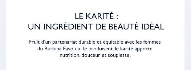 Le karité : un ingrédient de beauté idéal