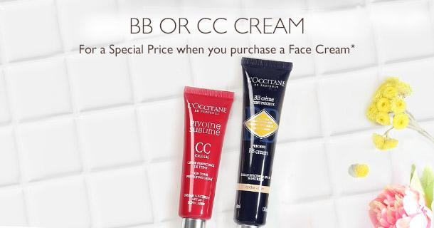 BB or CC Cream