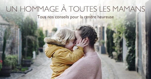 Hommage Mamans