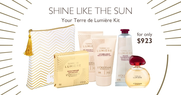 Terre de Lumiere Kit