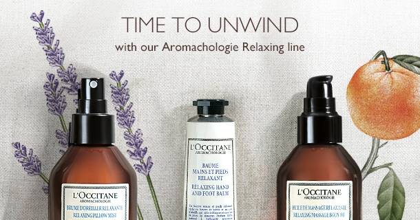 Aroma Relaxing line