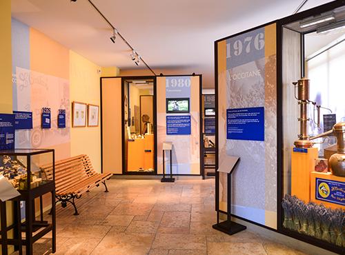 L'OCCITANE 博物館