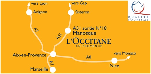 L'OCCITANE Site