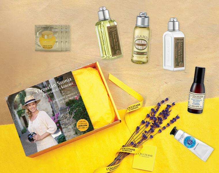 Provence's beauty treasures with Szonja Oroszlán!