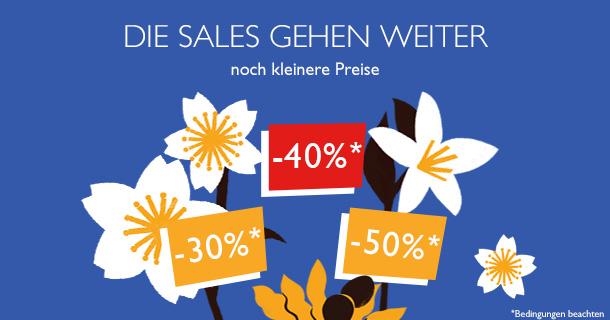Sommer Sales