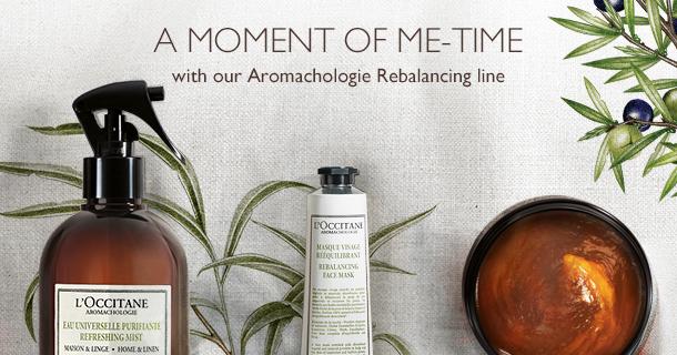 Aroma Rebalancing Line