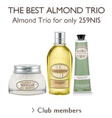 almond trio>
