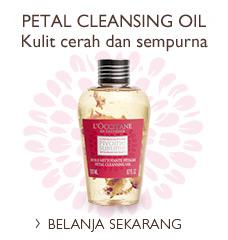 Peony Petal Cleansing Oil