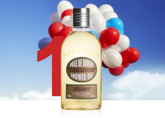 regalo aceite de ducha almendra