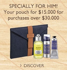 a special gift from L'Occitane to your father