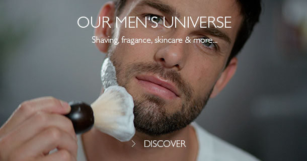 shaving, fragrances, skincare and more