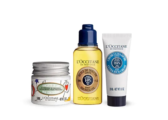 Your RM500 gift | L'OCCITANE
