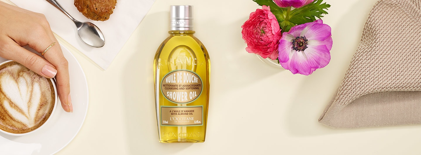 Almond Shower Oil | L'OCCITANE Malaysiaaysia