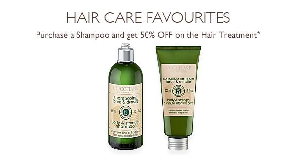 Hair Care Favorites