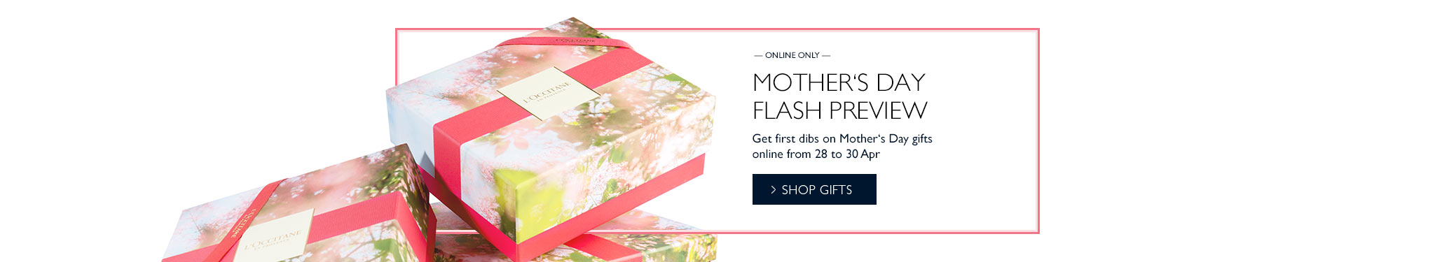 Online Only: Mother's Day Preview