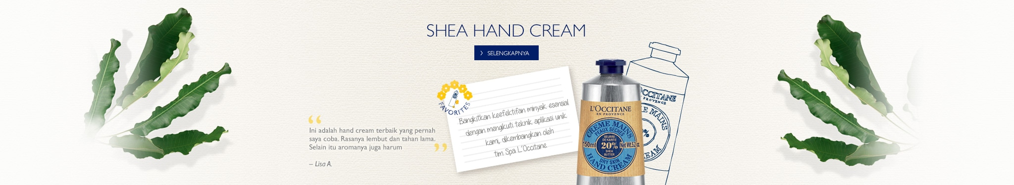 Best Seller Hand Cream