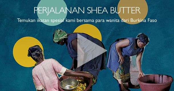 Perjalanan Shea Butter