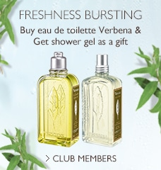 edt & shower gel verbena>