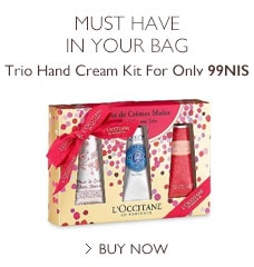 trio hand cream>