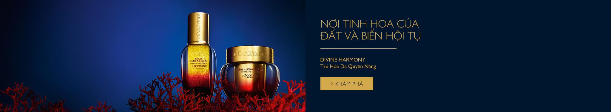 Bộ sản phẩm Divine Harmony
