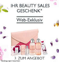 Beauty Sales Angebot