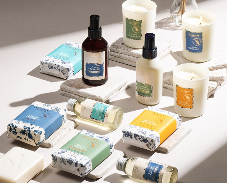Natural Beauty And Skincare Products Loccitane Ireland