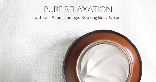 Aroma Relaxing Body Cream