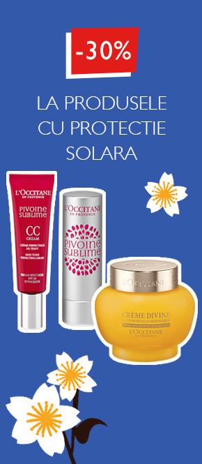 Crema cu Protectie Solara