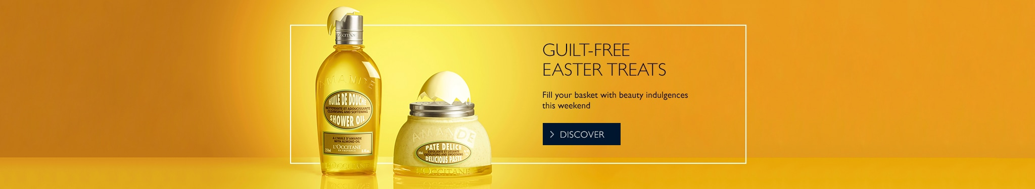 GUILT-FREE EASTER TREATS