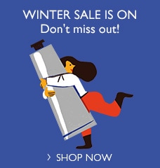 Winter Sale is on