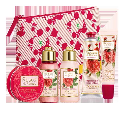 Kit Descubrimiento Rosa Rouge