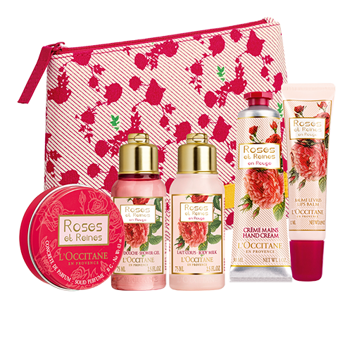 Roses et Reines en Rouge Discovery Kit