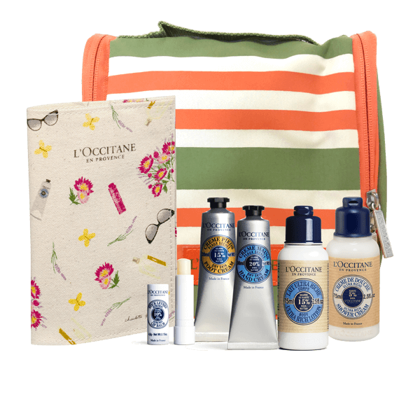 L'OCCITANE Takes Flight